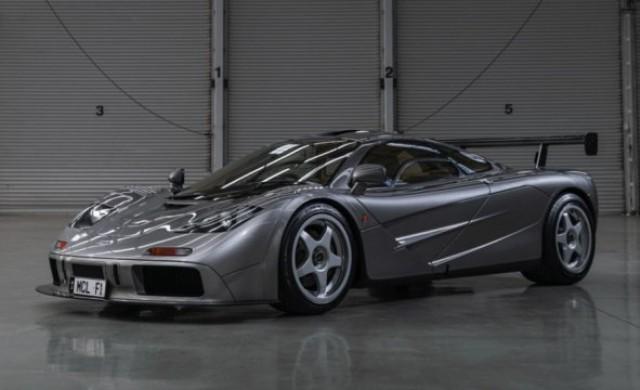 Това е най-скъпата кола, продадена на търг през 2021 година
