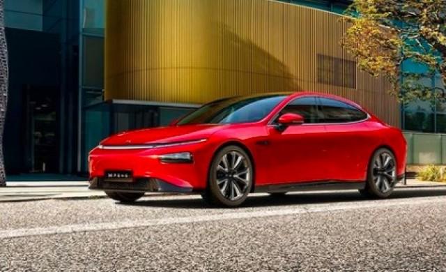 Китайскaта Xpeng вече изнася електромобила си P7 за Норвегия