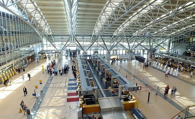 Петте най-красиви летищни салона