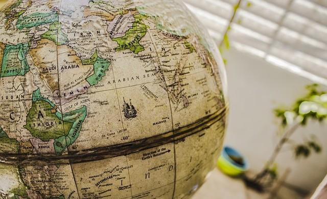 25-те най-малки страни и територии в света