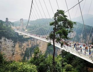 Ето го най-високият мост, от който можете да скочите с бънджи
