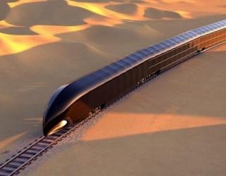 Дизайнер на Стив Джобс създаде луксозен влак