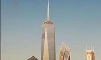 Девет нови сгради заместват разрушените от 11 септември 2001 г.
