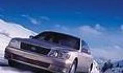 Lexus пуска система за сигурност следяща лицето на водача