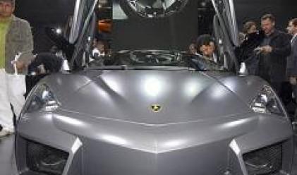 Най-новите автомобили в света се представят във Франкфурт до 23 септември