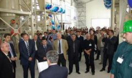 """""""Гипс""""АД - Кошава откри нов цех за 2 млн. лв."""