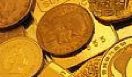 Златото се търгува близо до 28-годишния си максимум