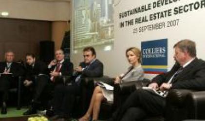 """В период от 5 до 10 години единствените сгради, разрешени за строеж в Европа, ще бъдат """"зелените"""""""