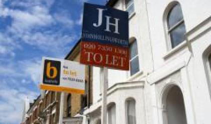 Цените на жилищата във Великобритания с понижение от 5.3% за август
