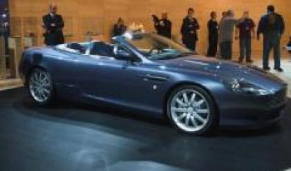 Aston Martin разработва най-скъпата кола в света