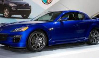 Показват Mazda 3 на автомобилното изложение в Париж