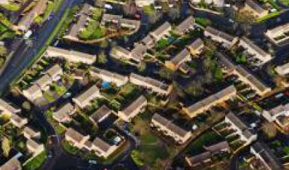 Търсенето на имоти под наем с ръст във Великобритания