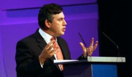 Гордън Браун предприема мерки срещу кризата в имотния сектор на Острова