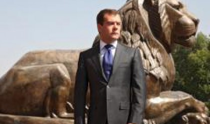 Медведев: Русия ще изпълни всички задължения по доставките на газ в Европа