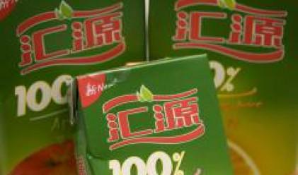 Coca-Cola купува китайски производител на сокове за 2.5 млрд. долара