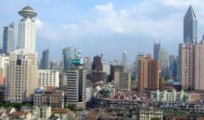 Цените на новите жилища в Шанхай с най-голям спад през юли от две години насам