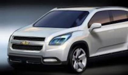 Chevrolet дава знак за навлизане в сегмента на MPV