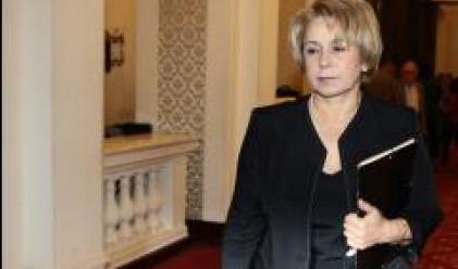 Масларова: Близо 4 пъти са намалели хората на социално подпомагане