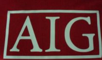 Акциите на AIG се обезцениха с рекордните 19% във вторник