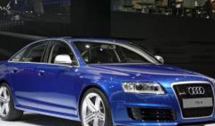 Audi усъвършенства А6