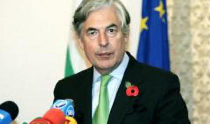 Ван Орден: Изпитвам голямо разочарование, че България няма напредък