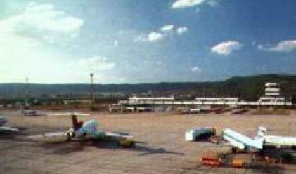 Летището в Бургас посреща над 540 хил. пътници