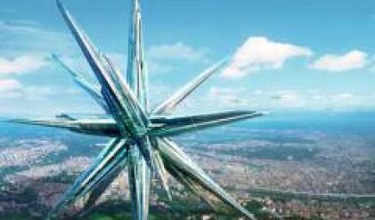Китайска компания строи град на бъдещето