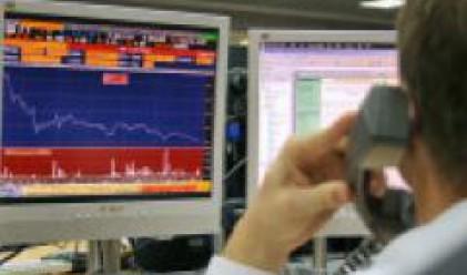 Свободното падане на акциите доведе до спиране на търговията в Русия