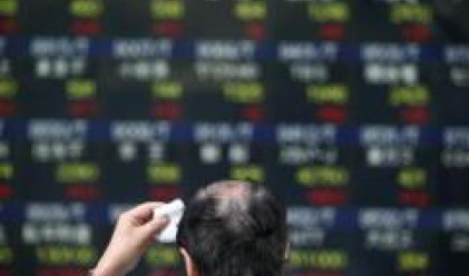Сривът на американските банки се отрази върху Фондовата борса в Букурещ