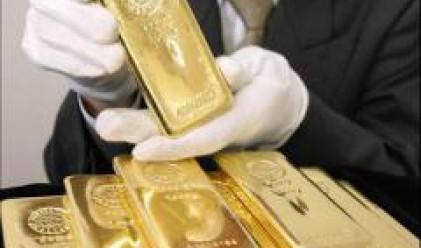 Златото с най-голямото си повишение от 26 години