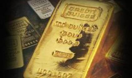 Растежът на златото спря, при петрола обаче продължава