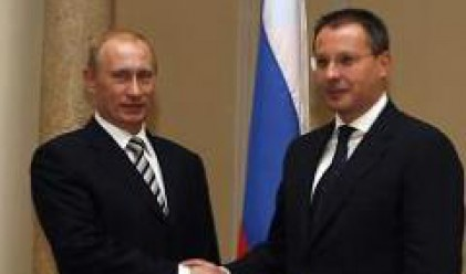 Акцентите на срещата Станишев-Путин