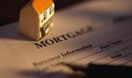 Общото ипотечно кредитиране във Великобритания отчита спад с 36%