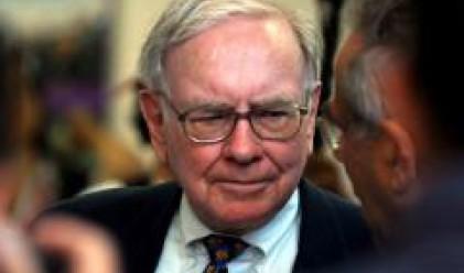 Компанията на Уорън Бъфет инвестира 5 млрд. долара в Goldman Sachs