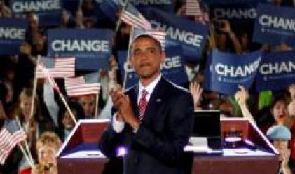 Финансовата криза дава крила на Обама