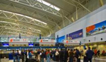 Рекордни 330 000 обслужени пътници на софийското летище
