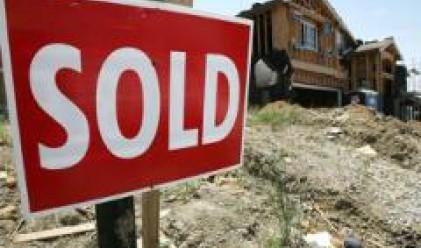 Продажбите на нови домове в САЩ най-малко от 17 години през август