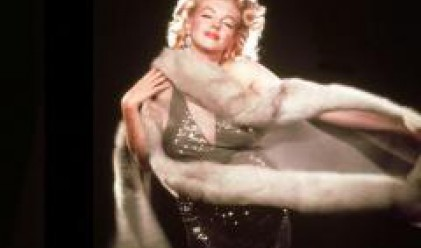 Две минути и половина с Мерилин Монро продадени за 10 000 евро