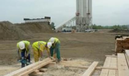 Мутафчиев, Плугчиева и Миков инспектират строителните дейности по Дунав мост 2