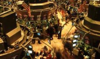 Разнопосочна търговия на Уолстрийт в петък