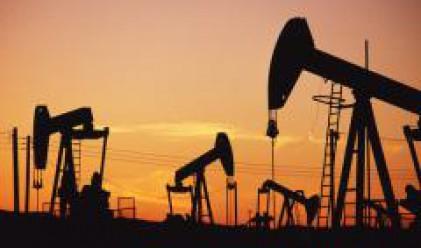 Цената на петрола падна с малко повече от долар в петък