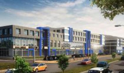 Сграда А3 на Логистичен Парк Варна получи разрешение за строеж