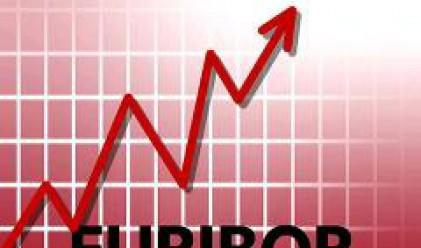 Euribor се повишава до рекордно ниво от 5.24%