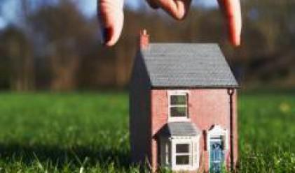 Пореден рекорден спад в одобрените ипотеки във Великобритания