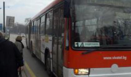 Дават 3.6 млн. лв. за хигиенизиране на столичните автобуси