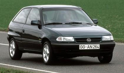 Опел си възвърна в Германия равнищата на продажби от 2001