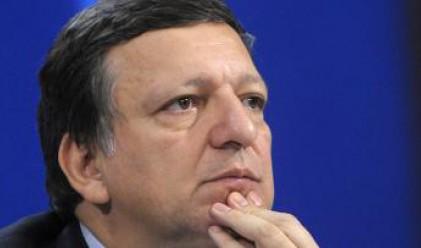 Барозу ще се срещне с  Борисов на 10 септември