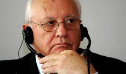 Горбачов: Путин не се бори с корупцията в Русия