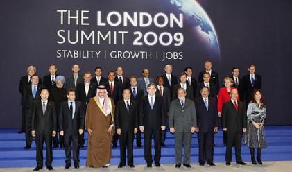 Г-20 продължава експанзивната фискална и валутна политика
