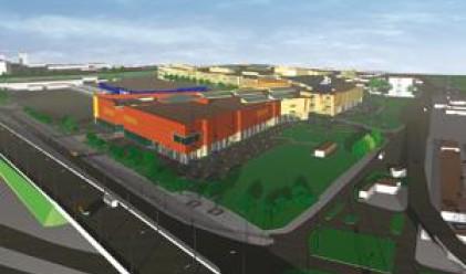 Golden Babylon Rostokino ще бъде завършен през ноември